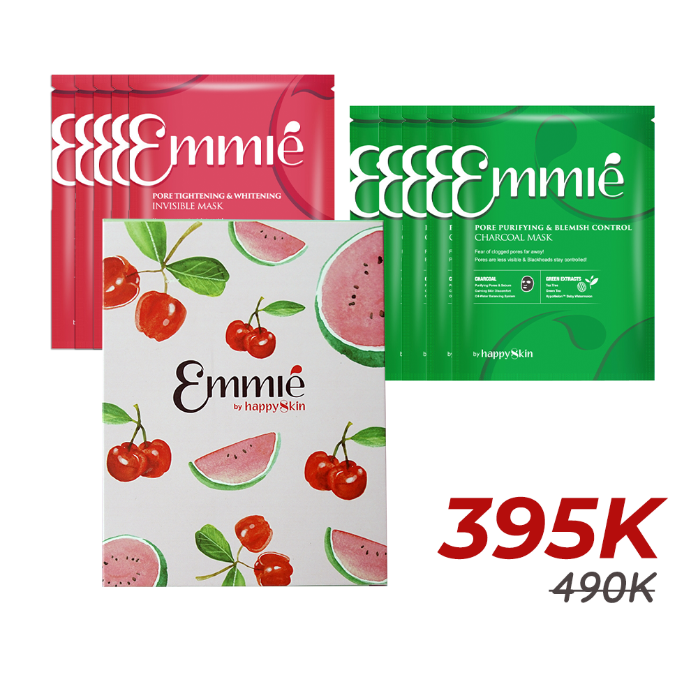 Combo Emmié Mask Limited Edition