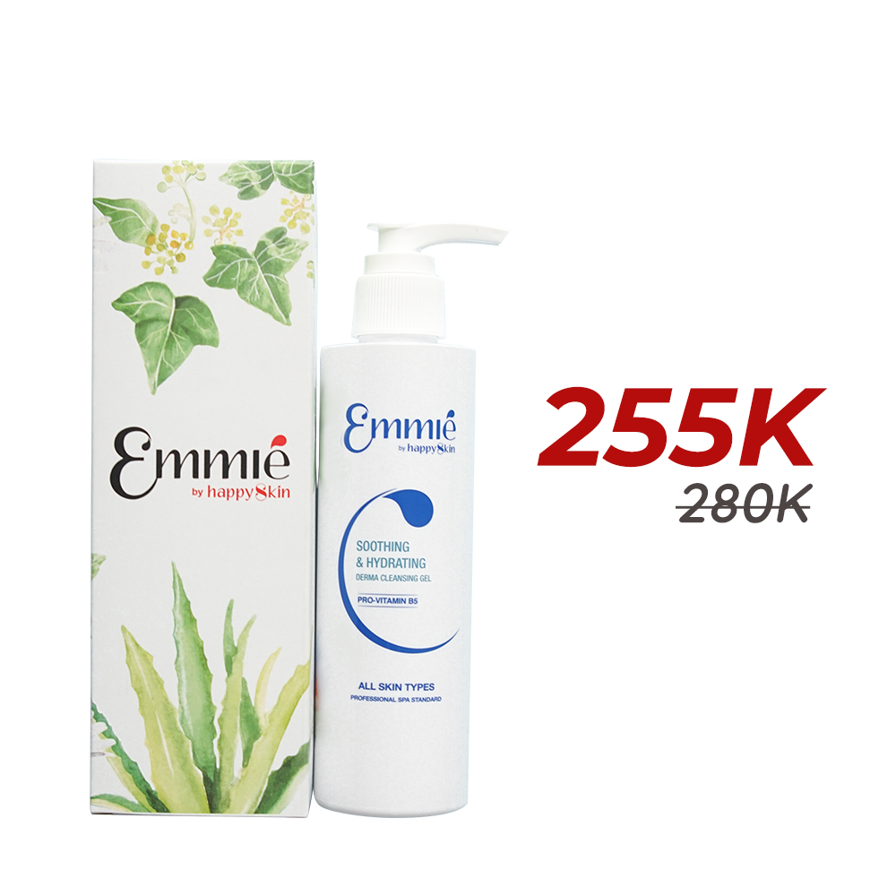 Soothing & Hydrating Derma Cleansing Gel Limited Edition