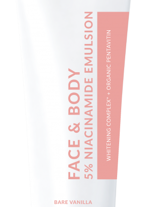 Face & Body 5% Niacinamide Emulsion